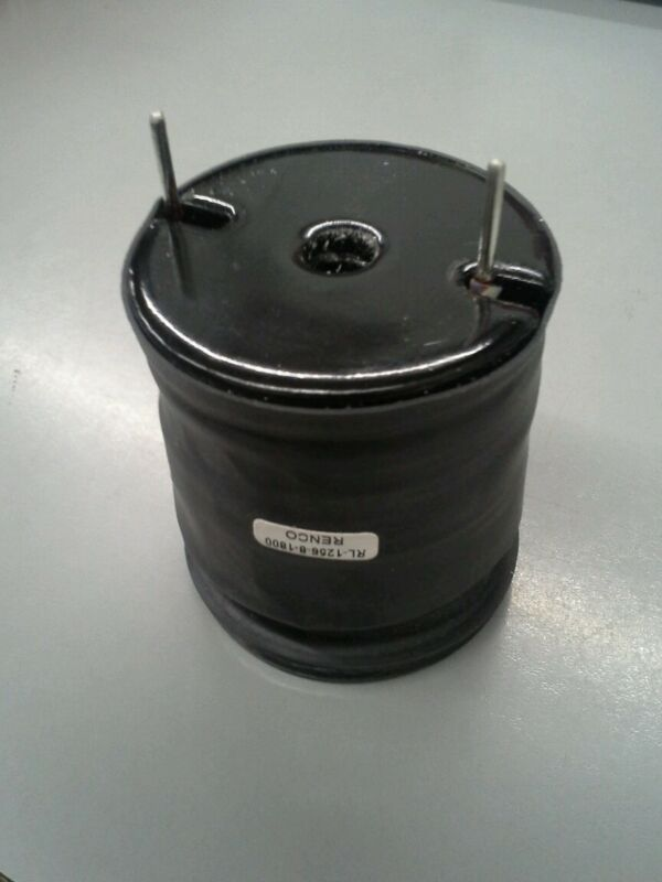 NEW RENCO INDUCTOR CHOKE   RL-1256-8-1800