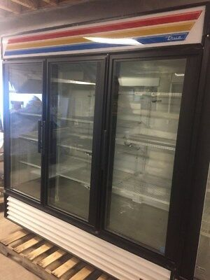 True Gdm72 72 Cu. Ft. Commercial Refrigerator
