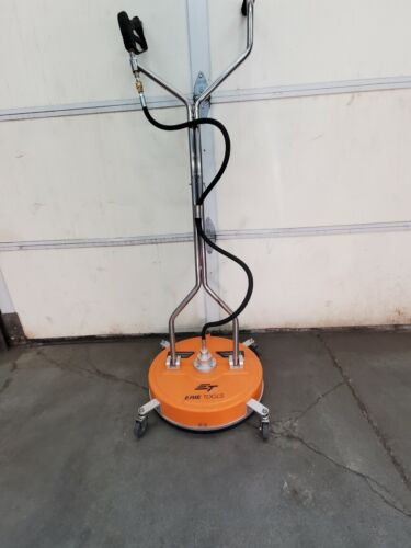 """20"""" Polypropylene Surface Cleaner Water Recovery Port Pressure Washer"""