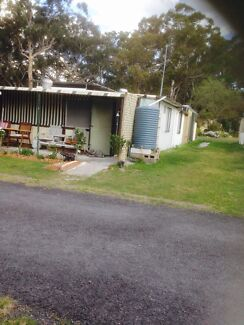 On site van  Anna Bay Port Stephens Area Preview
