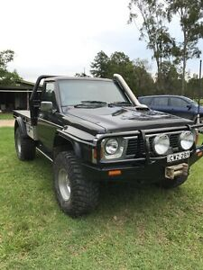 NISSAN PATROL 1994 GQ Grafton Clarence Valley Preview