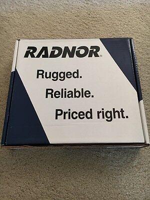 Radnor 64005642 57y01r 12.5 Rubber Tig Welding Power Cablegas Hose