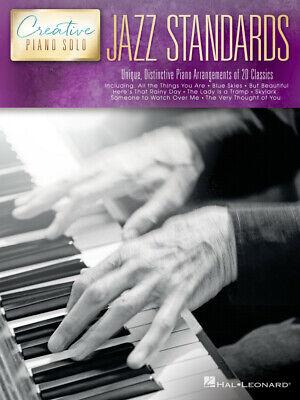 - Jazz Standards - Piano Solo Songbook 283317