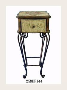 French style hand painted table stand Westmead Parramatta Area Preview