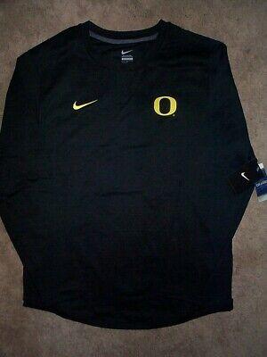 ($70) NIKE Oregon Ducks ncaa Crew Sweatshirt Jersey Adult MENS/MEN'S (Oregon Crew Sweatshirt)