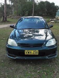 1999 Honda Civic Hatchback Maraylya The Hills District Preview