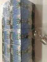 Lotto Stock Pezzi 10 Lampadine Incandescenza E27 25w Sfera Chiara -  - ebay.it
