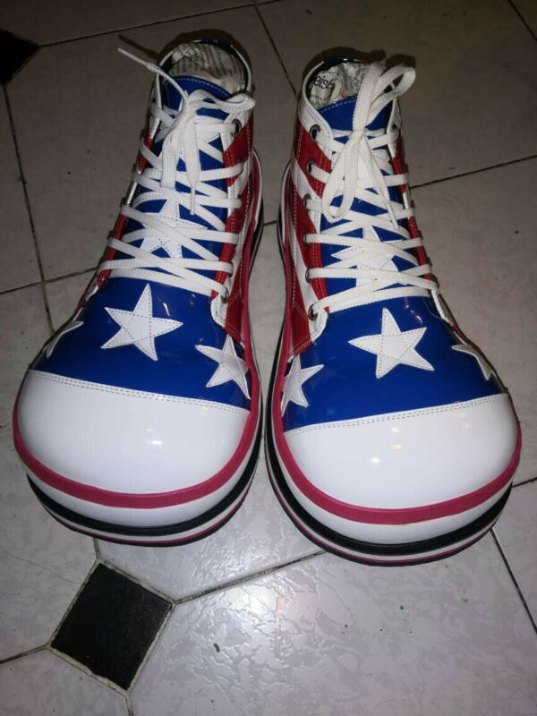 Professional Clown Shoes Costume