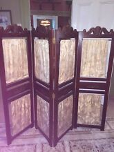 Wooden screen room divider Highgate Hill Brisbane South West Preview