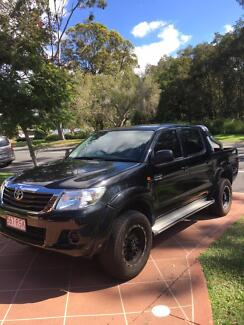 2012 Toyota Hilux REDUCED
