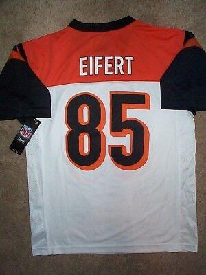 ($55) Cincinnati Bengals TYLER EIFERT nfl Jersey YOUTH KIDS BOYS (m-medium)