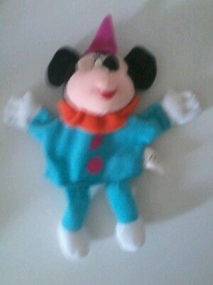 Mickey Mouse  Handpuppe von Mc Donalds