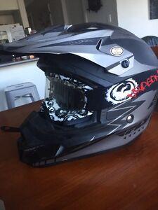 Fly motorbike helmet Evandale Northern Midlands Preview