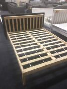 Pine Bed Frames- Brand New, Delivery avail South Yarra Stonnington Area Preview