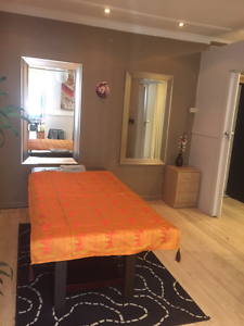 Massage table Rooty Hill Blacktown Area Preview