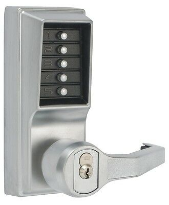 Kaba Simplex Ll-1021-m-26d-41 Combination Lock Medeco Keyway Ic Core