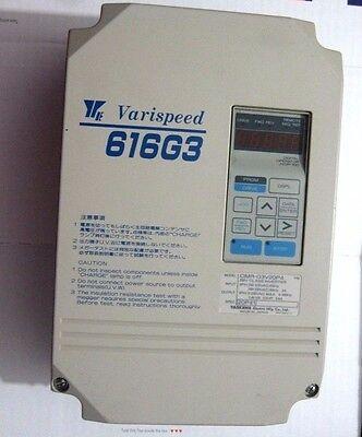 Yaskawa Inverter Cimr-g3v20p40.5hp 200v