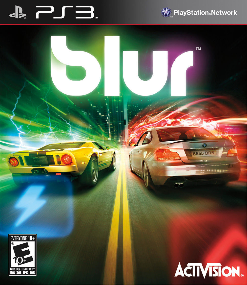 blur is the typical race game when it comes to career mode a variety of vehicles and exciting events ensure players enjoy the entire experience