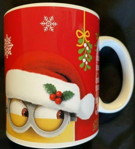 "CHRISTMAS MUG DESPICABLE ME MINIONS & UNICORN ""IT"