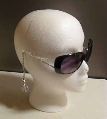 Unique! New American Eye wear Sunglasses with Jewel Chain Handles