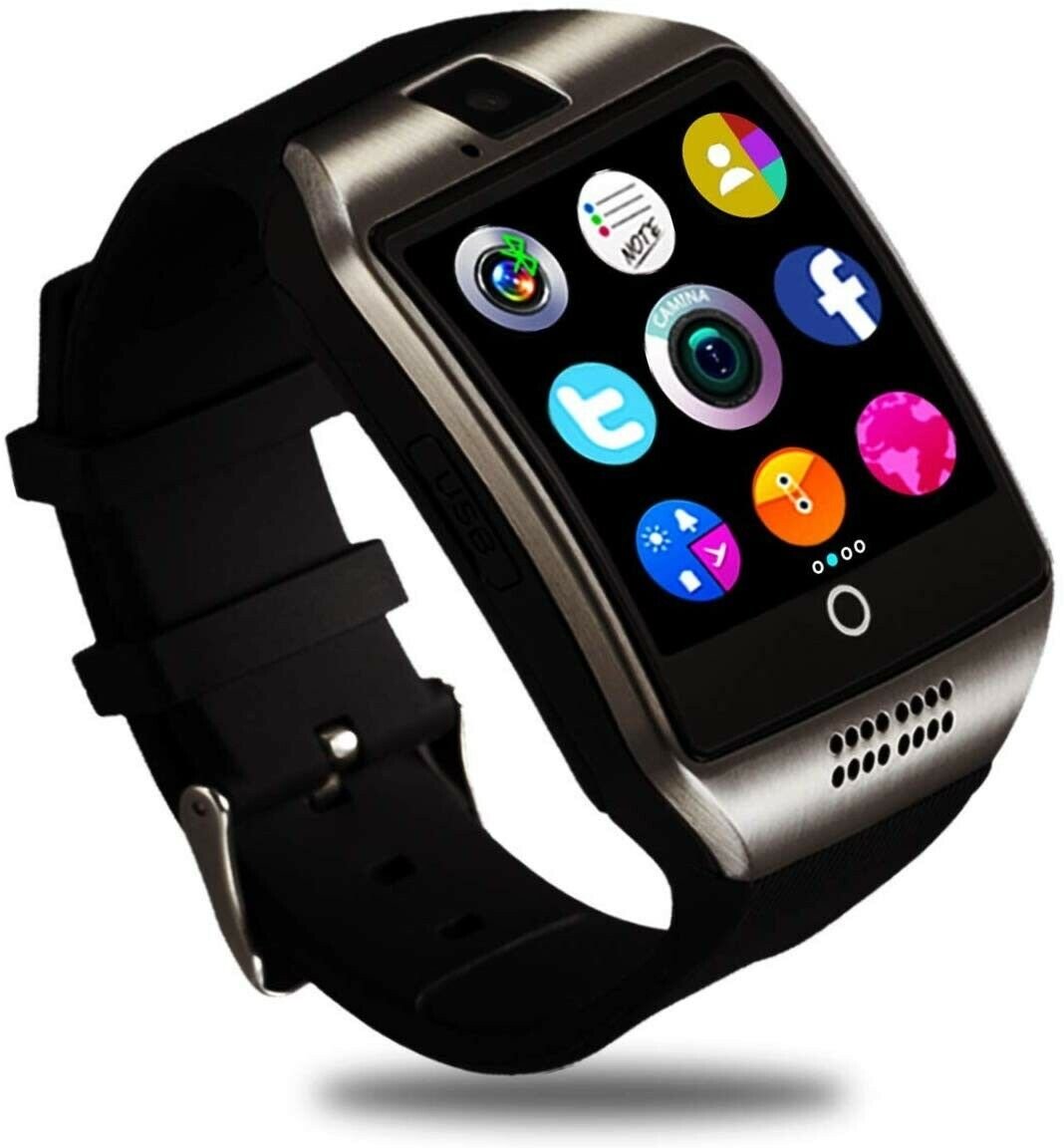 Q18 Smart Watch,Smartwatch for Android Phones, Smart Watches