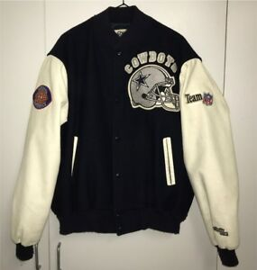 9c108cc36 CHALK LINE VARSITY XL DALLAS COWBOYS JACKET