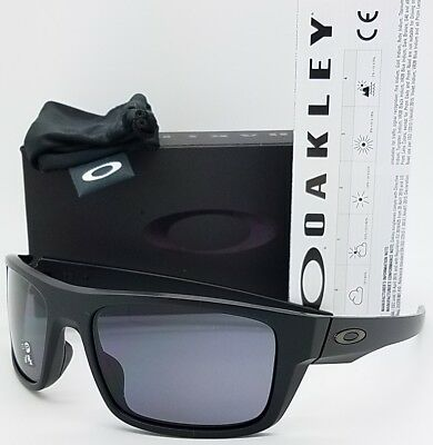 a8ec5b364ad NEW Oakley Drop Point sunglasses Matte Black Grey 9367-01 GENUINE NIB 9367  drop