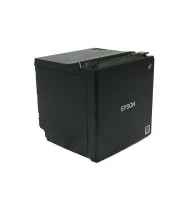 Epson Tm-m30 M335a Thermal Pos Receipt Printer Usbethernet Power Supply