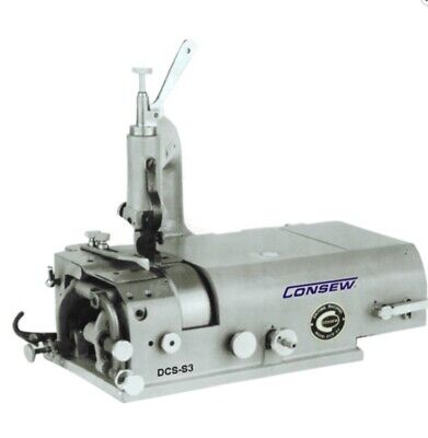 Used Consew Skiver Dcs-s2 Industrial Sewing Machine