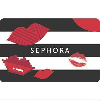 Buy a $45 Sephora Gift Card and get an additional $5 code ($50 value)