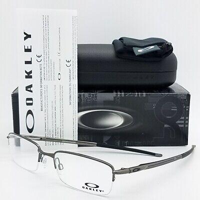 d23cb2fd18 NEW Oakley Rhinochaser RX Prescription Frame Cement OX3111-0152 AUTHENTIC  3111