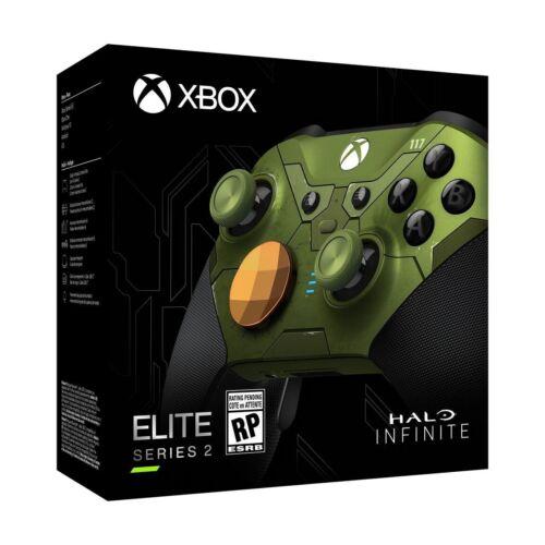 Xbox Elite Wireless Controller Series 2 - Halo Infinite Limited Edition Presale  - $325.00