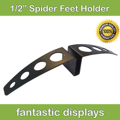 Heavy Duty 12 Thick Sign Board Display Holder Wide Based Stand For Retail Sign