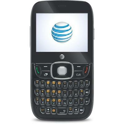 NEW - ZTE Z432 - Outrageous (AT&T Only) AT&T Cell Phone Cellphone W/ QWERTY Keyboard.