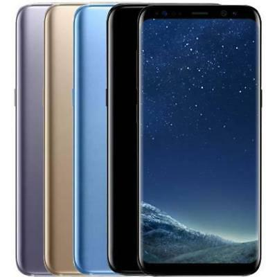 Samsung Galaxy S8 Plus G955U Factory Unlocked, Verizon AT&T T-Mobile, 4G LTE](unlocked android cell phone deals)