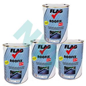Flag roof fix