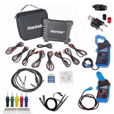 General Oscilloscopes (1008C USB Auto Scope/DAQ/8CH Generator vehicle test currect clamp)