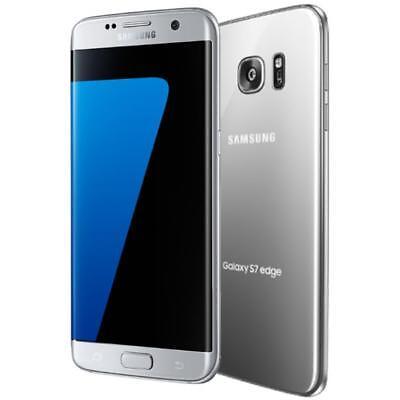 Samsung Galaxy S7 Edge - G935U - Unlocked - Silver - Smartphone
