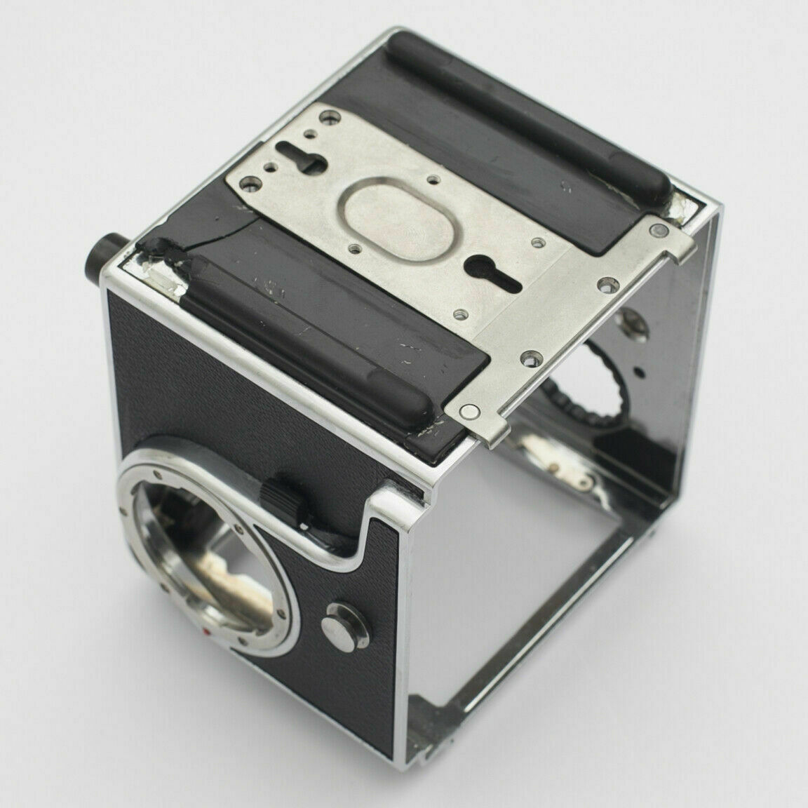 как выглядит 2x pieces Hasselblad base bottom plate replace for Broken Repair Parts 501 503 фото