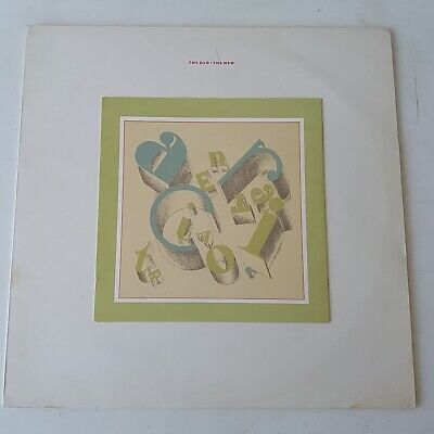 A Certain Ratio - The Old & The New - Vinyl LP UK 1st Press 1986 A1/B1