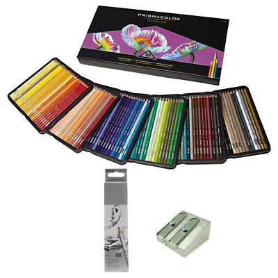 Prismacolor Colored Pencils 150 ct Art Kit Gift Sets Artist Premier Bundles - Art Kit