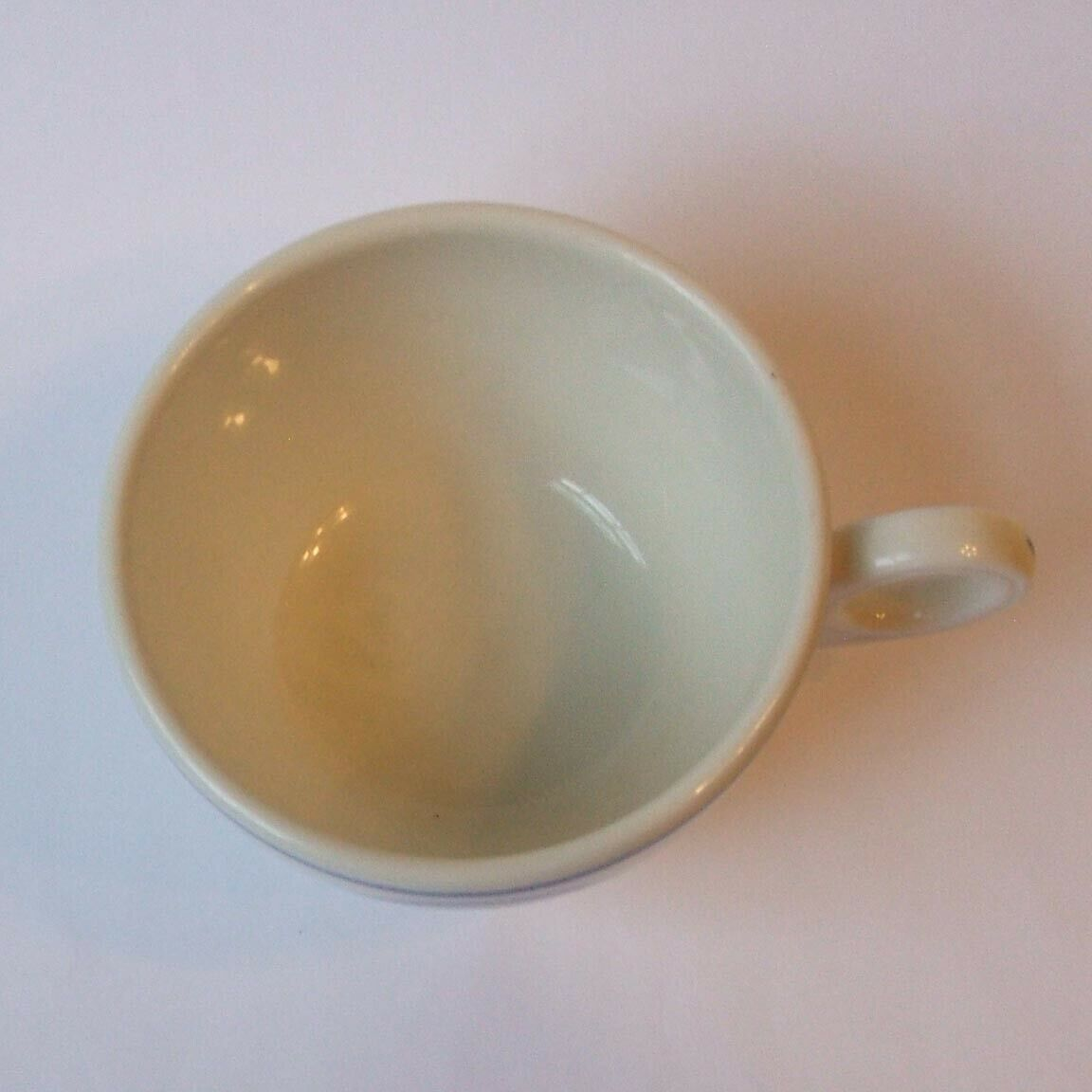 Vintage Connecticut Mutual Life Insurance Company Dining Room China Cup CMLI Co
