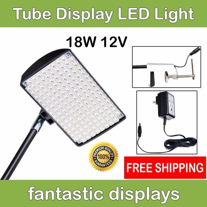18W LED Spotlight for Tension Fabric Pop Up Tube Frames