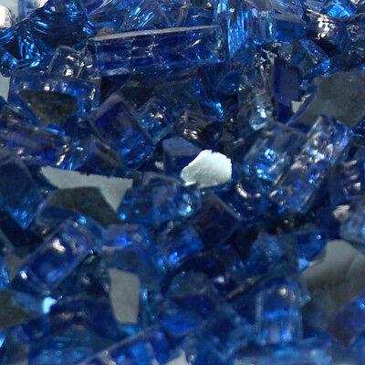 "10lb Royal Blue Metallic / Cobalt Blue Reflective *FREE SHIPPING* 1/4"" FIREGLASS"