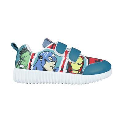Scarpe da ginnastica bambino Avengers sneakers bimbo 24 25 26 27 28 29 31 marvel