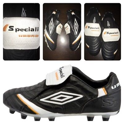 Umbro Speciali Prem HG Soccer Cleats Shoes Men's Size 6.5 NWOB, used for sale  Shipping to Canada