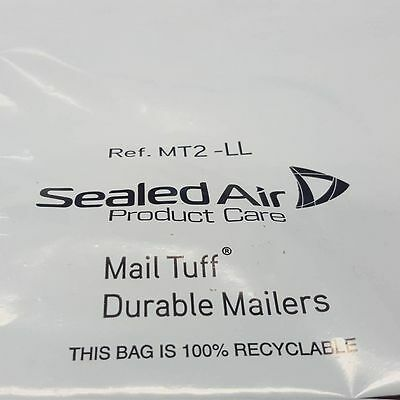 10 PACK OF MAILING BAGS / EXTRA STRONG WHITE POLYTHENE ENVELOPES 100% RECYCLABLE