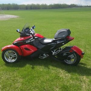 For  Sale  Can Am Spyder 2009
