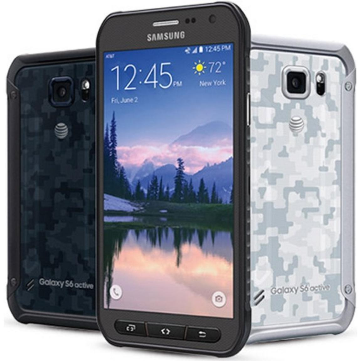 Android Phone - Samsung Galaxy S6 Active - G890A - 32GB - Factory Unlocked; AT&T / T-Mobile