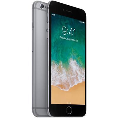 Apple iPhone 6 Plus - 16GB - Gray (Factory Unlocked; AT&T / T-Mobile) Smartphone